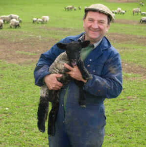 Farm activity breaks - lambing break